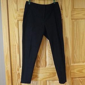 LOFT Marissa skinny pant in black